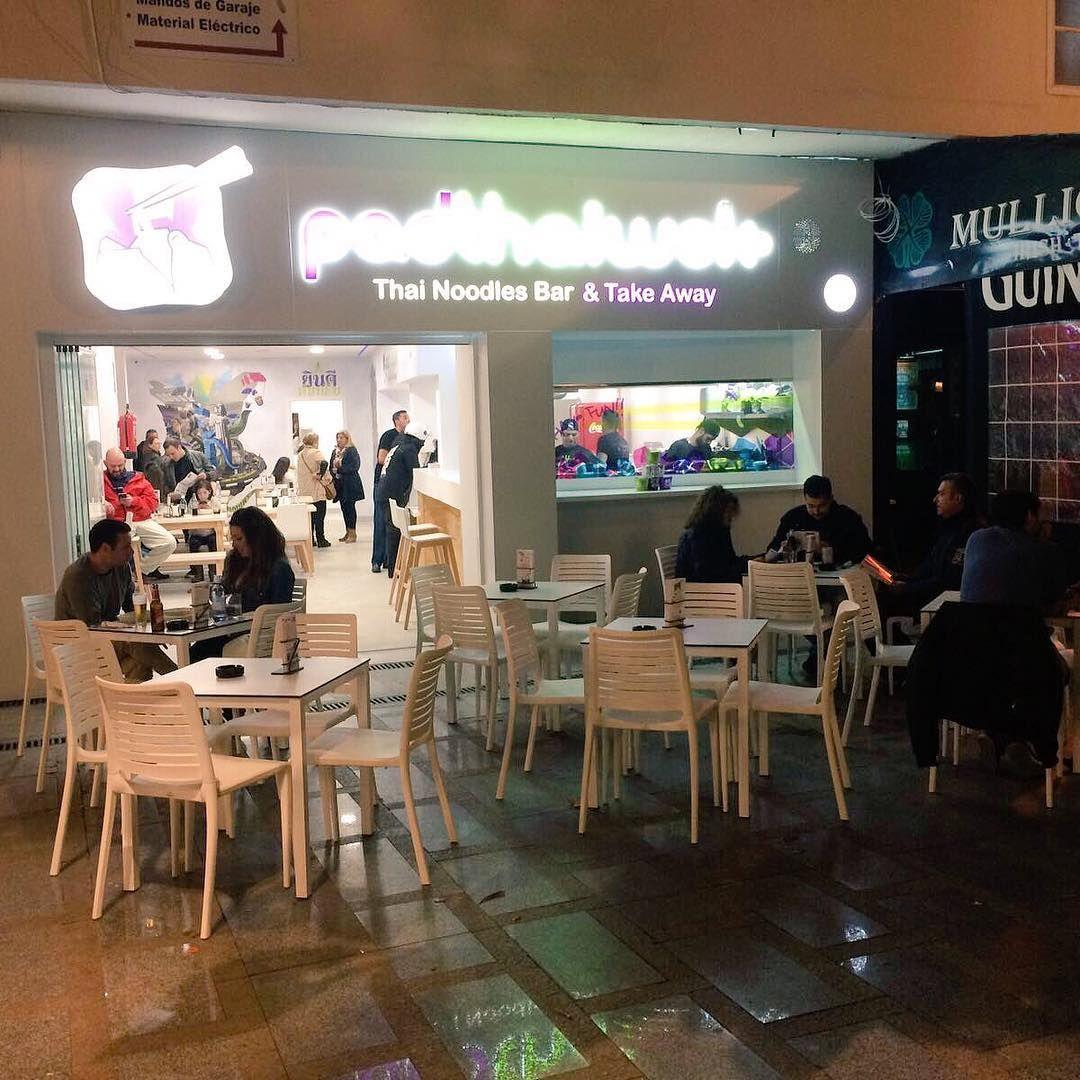 Thai Noodles Bar Restaurante De Cocina Tailandesa Moderna Y