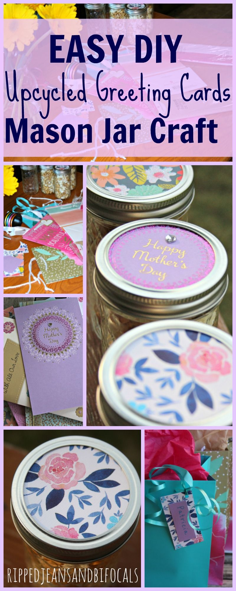 Dollar Store Mothers Day Gift Ideas in