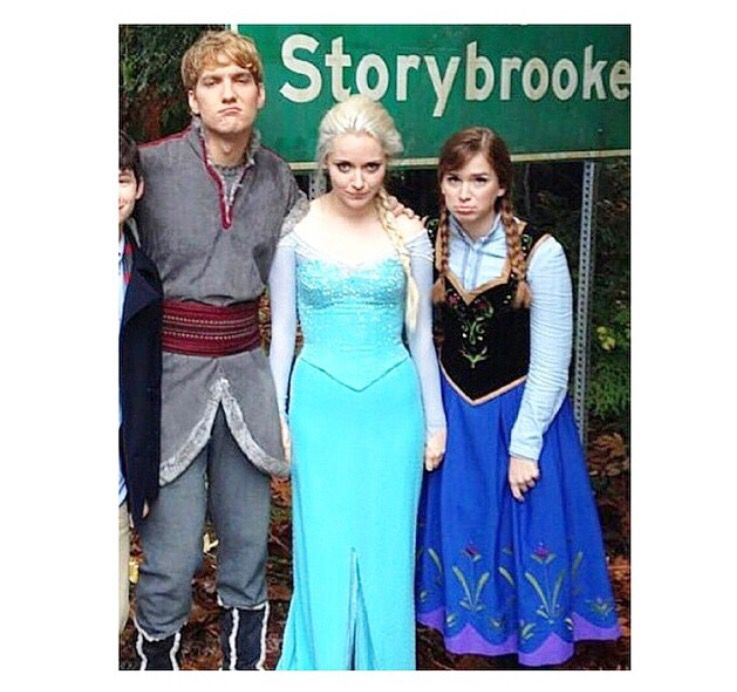 We'll miss the Frozen family