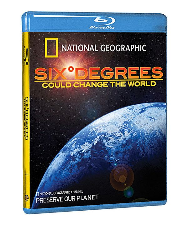 Look at this Six Degrees That Could Change the World Blu-Ray on #zulily today!