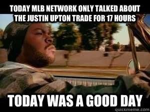 I was so sad when he went to the Braves...poor D-backs =(