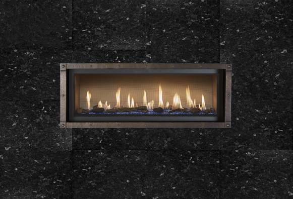 Linear Gas Fireplaces Stylish Accessory For Restaurants Waiting Areas Homes Rich S For The Home Gas Fireplace Fireplace Linear Fireplace
