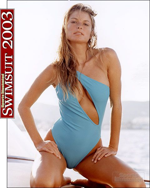 Marisa Miller - Sports Illustrated Swimsuit 2003 | One ...