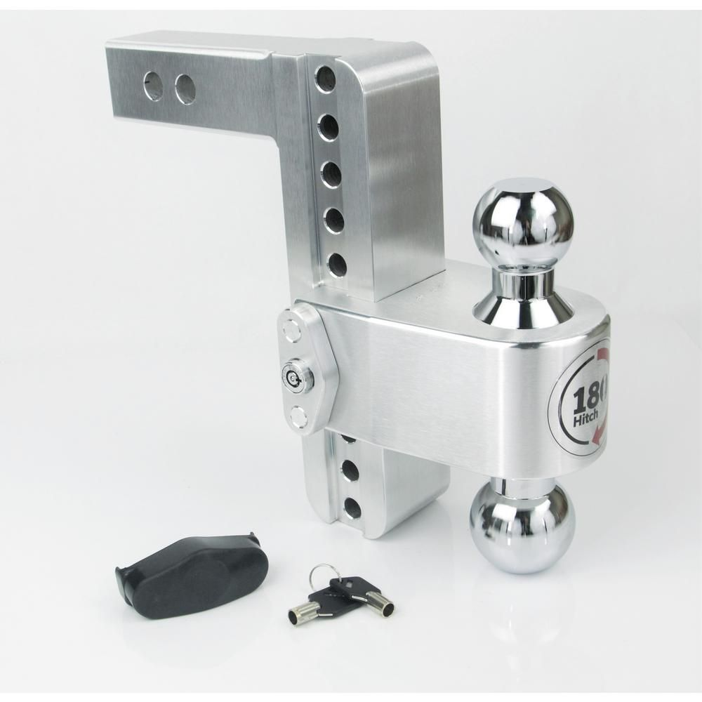 Weigh Safe 180 Hitch By Chrome Tow Ball Edition Chrome Home