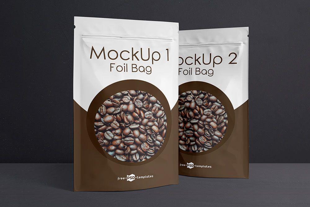 Download 3 Free Foil Bag Mockup In Psd Foil Bag Mockup Psd Bag Mockup Mockup Psd