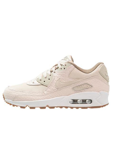 size 40 e8a19 90ea1 Chaussures Nike Sportswear AIR MAX 90 PREMIUM - Baskets basses - oatmeal/ sail/khaki beige: 145,00 € chez Zalando (au 28/02/17).