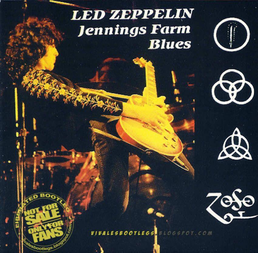 led zeppelin rare bootlegs