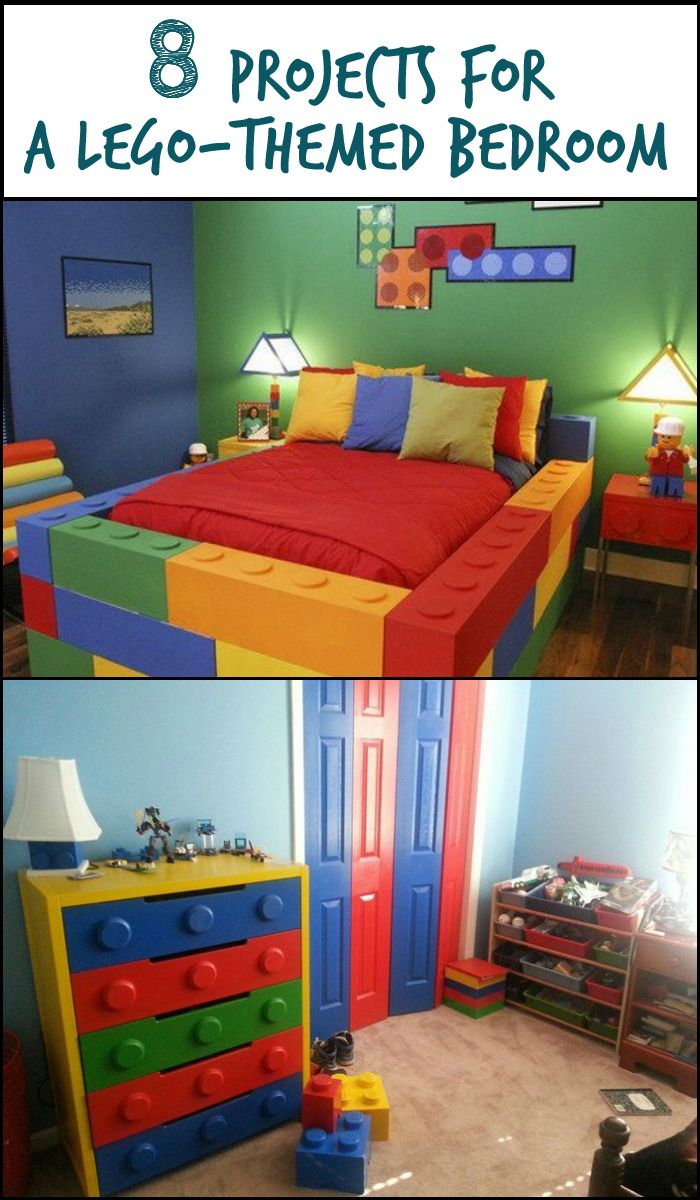 Lego Themed Bedroom Ideas Bedroom Themes Lego Bedroom Lego Room Decor