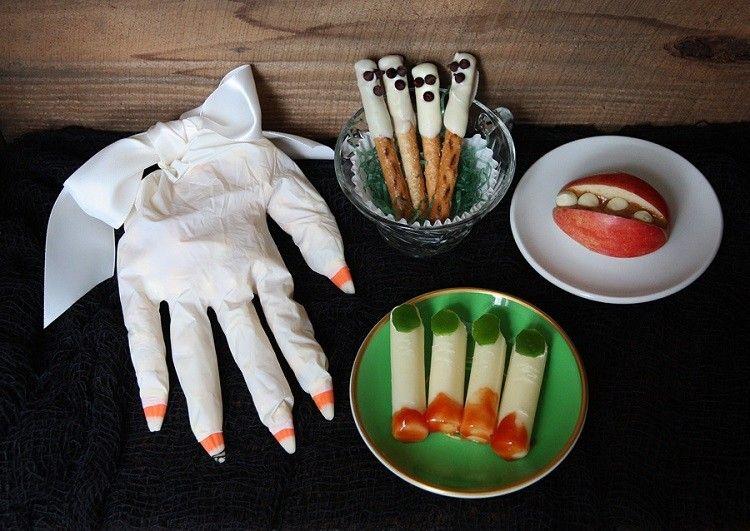 decorar dulces para Halloween HALLOWEN Pinterest manualidades