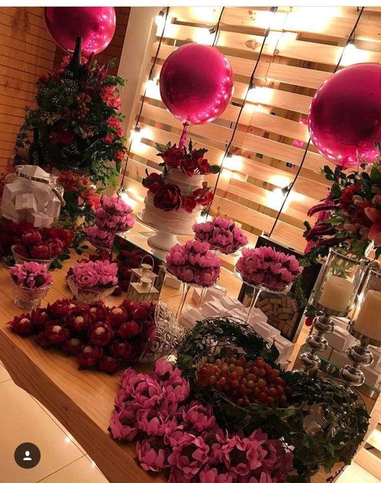 Festa De Aniversário Adulto Feminino Decorações De 2019 18th