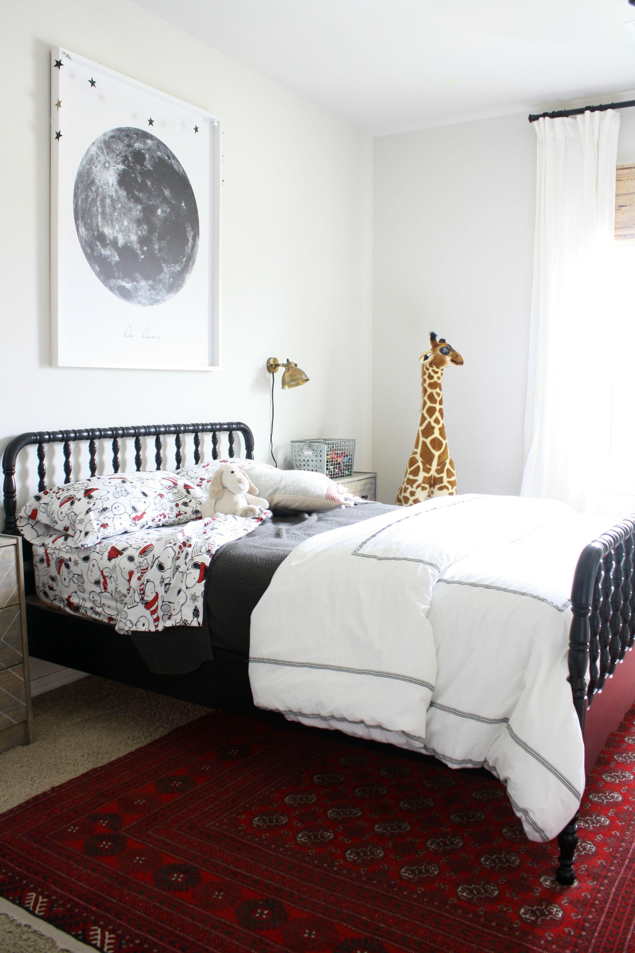 Flannel Sheets For The Kids Crazy Wonderful Blog Jenny Lind Bed
