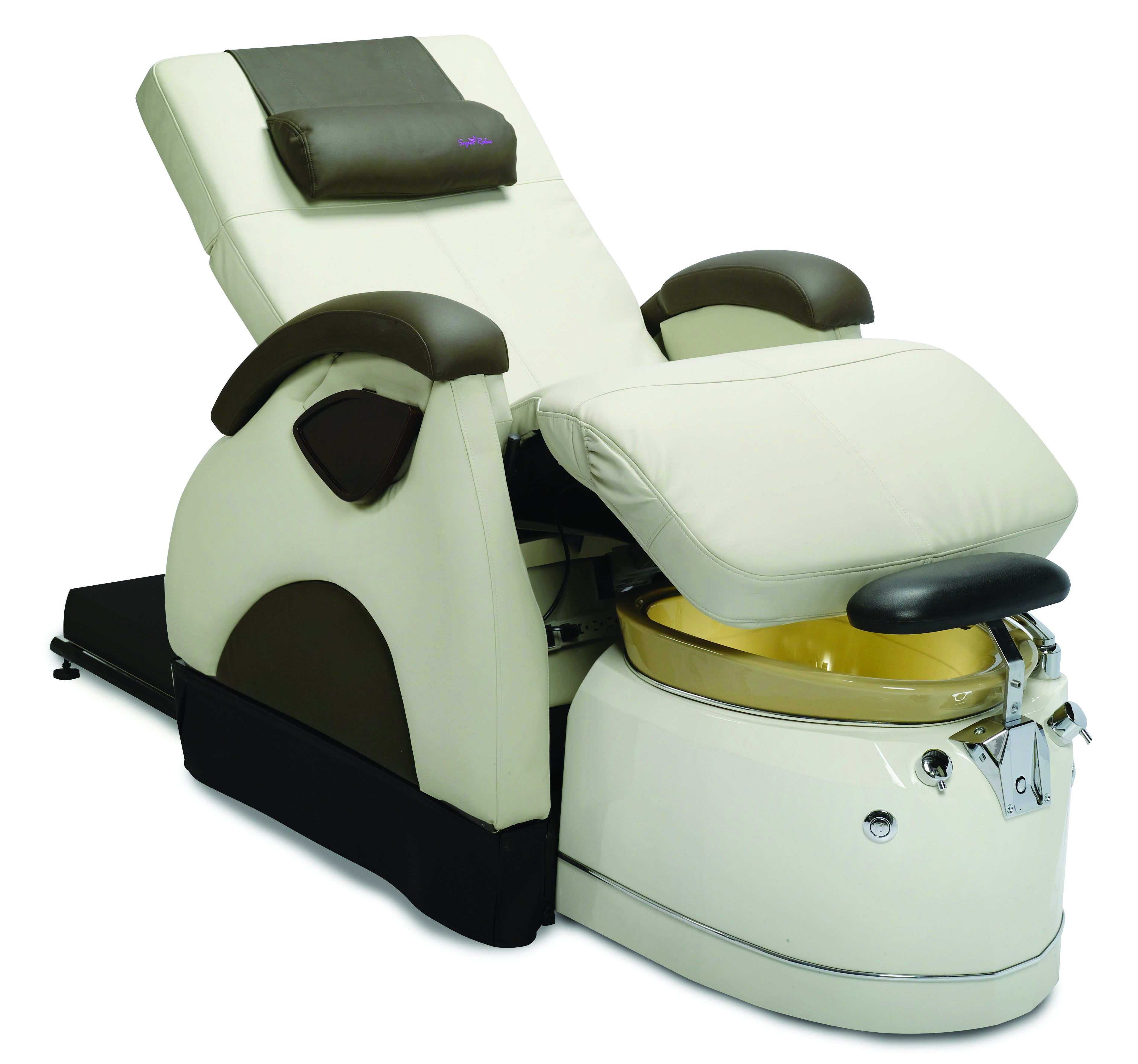 Spa Pedicure Chair Awesome I m sure it s A LOT cheaper than the