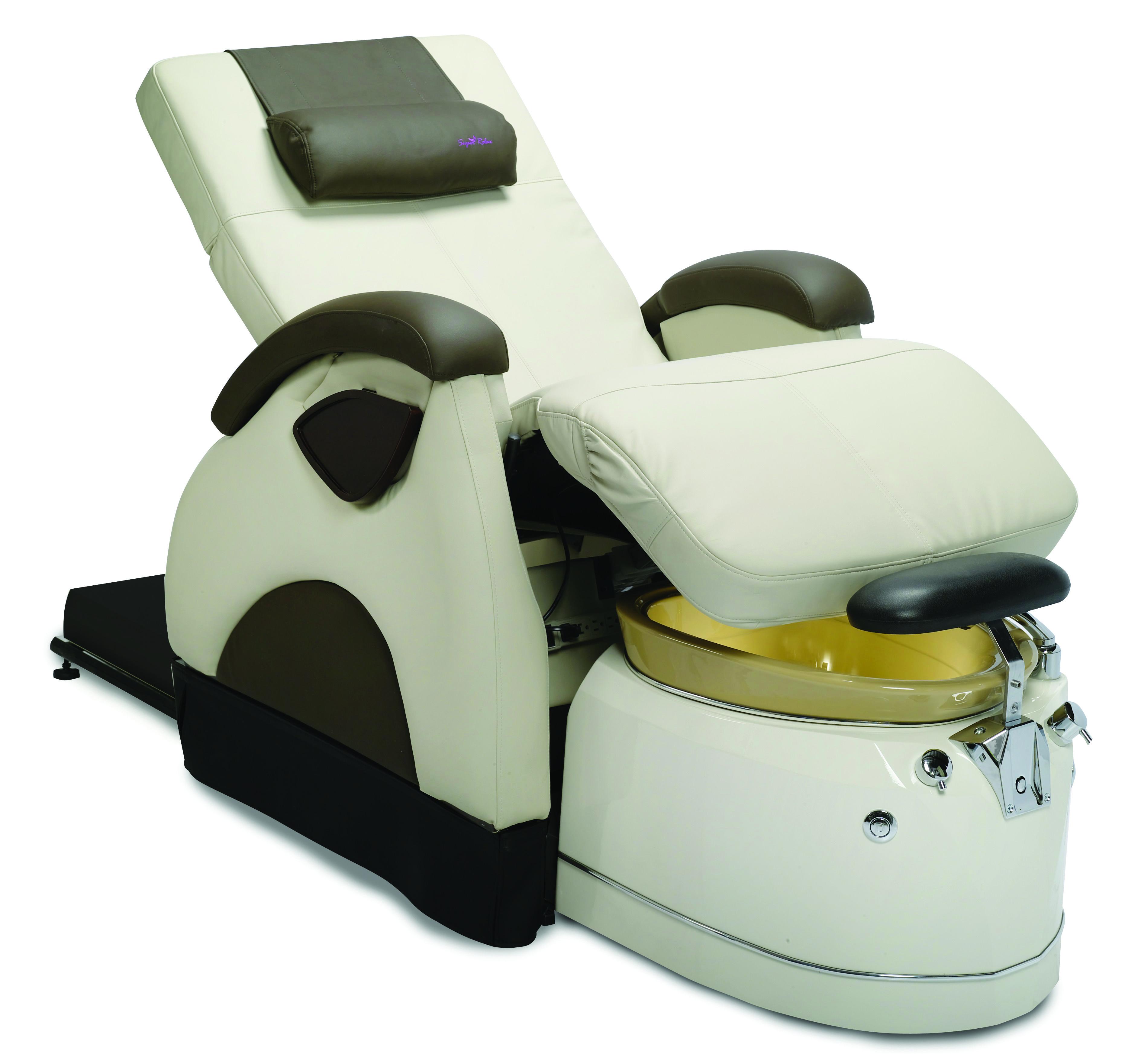 pedicure salon trendings and s spa attachment chairs superb of designs ideas chair design unique