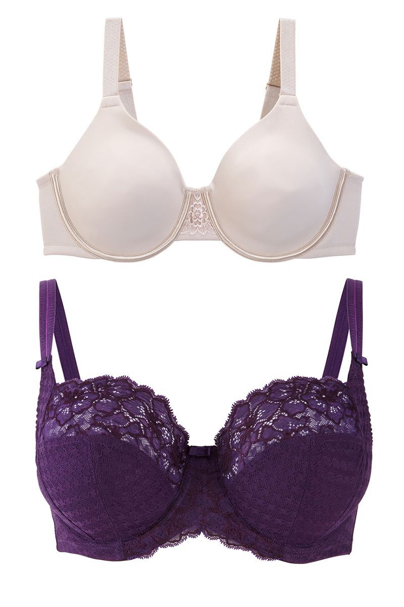 c9e270e464f45 12 Best Bras for Large Breasts - Top Bras for Large Cup Sizes Large Cup Size