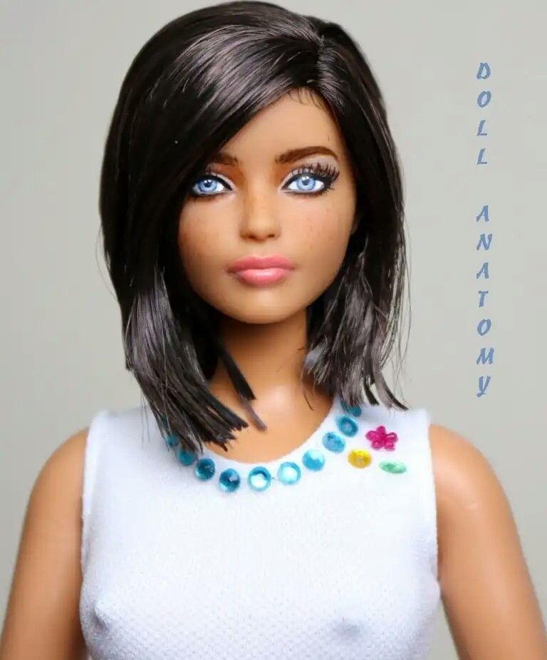 "Pin on Dolls ""Doll Anatomy.com"" OOAK"