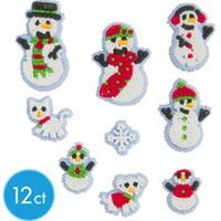 North Pole Friends Sweets & Treats - Baking Supplies & Cupcake Decorating Supplies - Party City