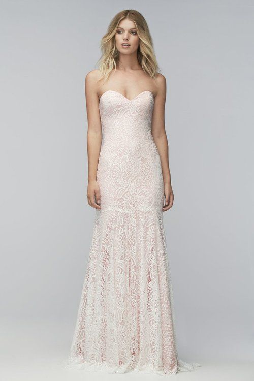 Designer Wedding Dresses Bridal Gowns Fayetteville Nc Blush Bridal In 2020 A Line Wedding Dress Wedding Dress Long Sleeve Watters Wedding Dress