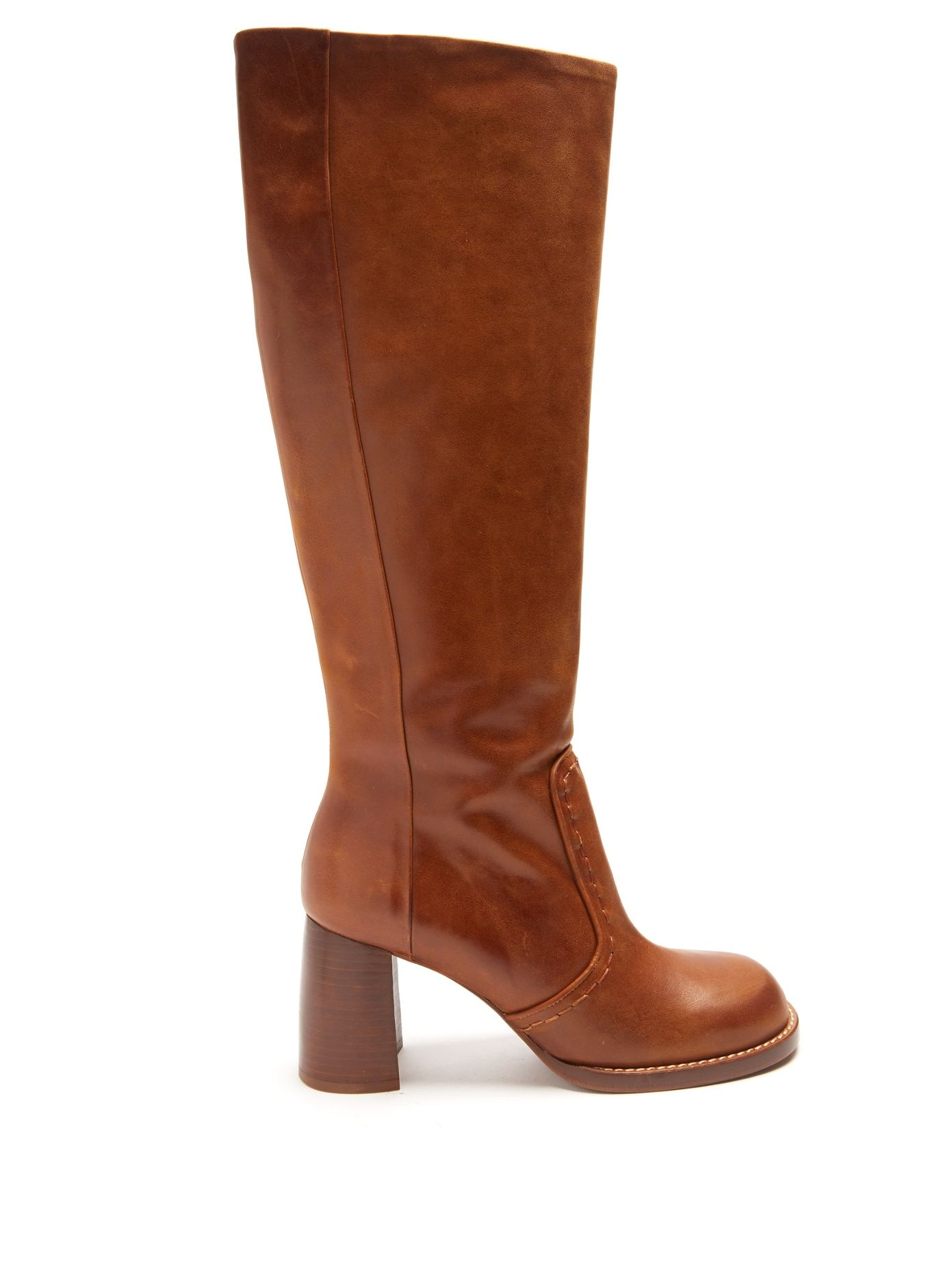 Joseph block heeled boots cheap amazing price Di0emm