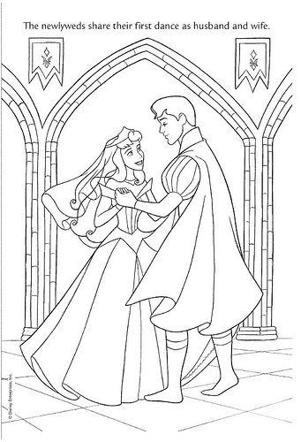 Wedding Wishes 9 By Disneysexual Via Flickr Prince Phillip Princess Disney Aurora Disney Princess Coloring Pages Princess Coloring Pages Disney Coloring Pages