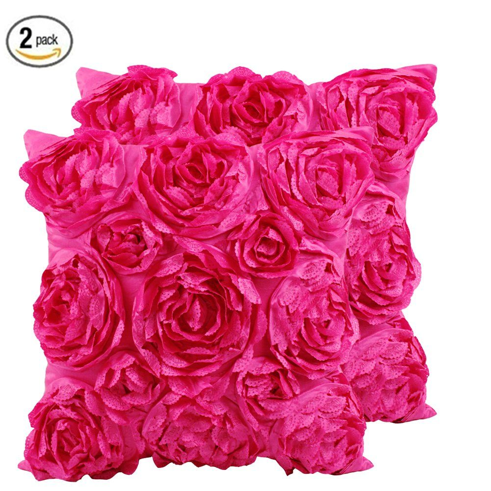 SeptCity Decorative Throw Pillow Covers for Couch Cushion Case ...