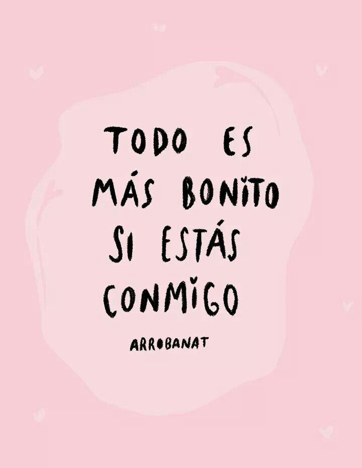 Arrobanat. Frases EnamoradosFrases AmorCosas ...