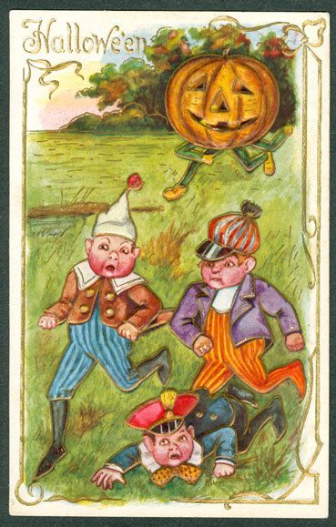 Pin by Arbutus Hunter on Vintage and Antique Halloween Decorations - halloween decorations on pinterest