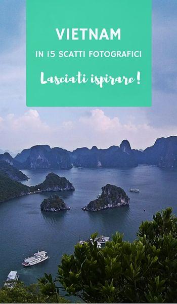 Ecco quindici foto del mio viaggio in #Vietnam... Dalla cittadina balneare di #DaNang al piccolo villaggio montano di #MaiChau passando per #HoiAn e l'antica capitale imperiale #Hué; dalla splendida Baia di #HaLong alle grotte di #NinhBinh senza dimenticare la caotica ma affascinante capitale vietnamita: #Hanoi