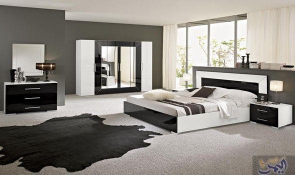 أشياء قليلة التكلفة وتحصلين على غرفة نوم مميزة Cheap Bedroom Furniture Modern Bedroom Home