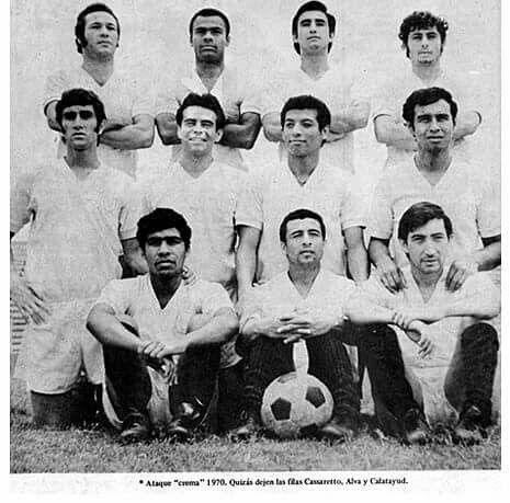 Club Universitario de Deportes.
