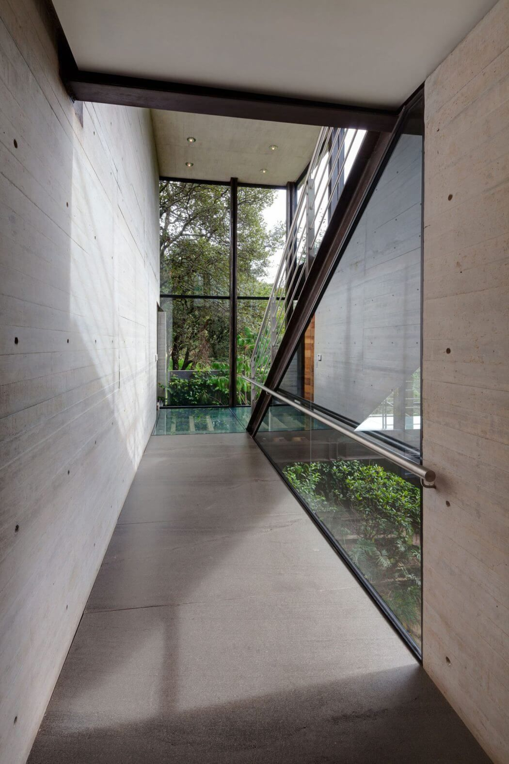 Bulthaup B House In Mexico City By Grupoarquitectura Bulthaup - Contemporary glass residence