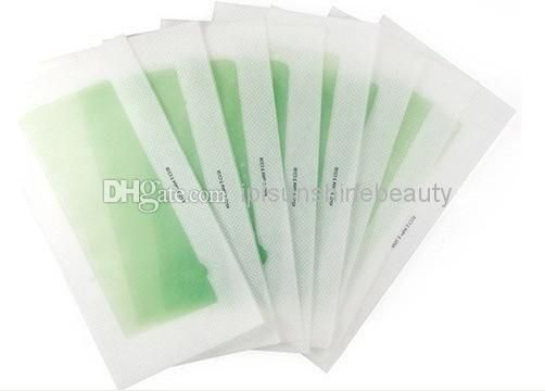 Arms New Legs 10 Pcs 18*9cm Powerful Removal Depilatory Nonwoven Epilator Wax Strip Paper Pad Patch Waxing For Face