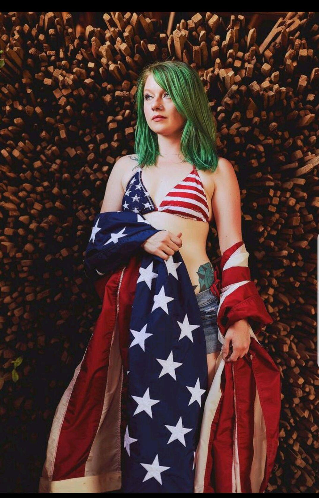 God Bless America 2.0 Photographer Tate Chmielewski