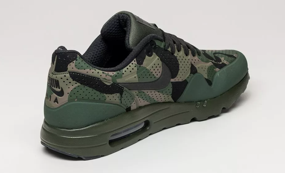 Nike Air Max 1 Ultra Moire Camo   Sole Collector in 2020