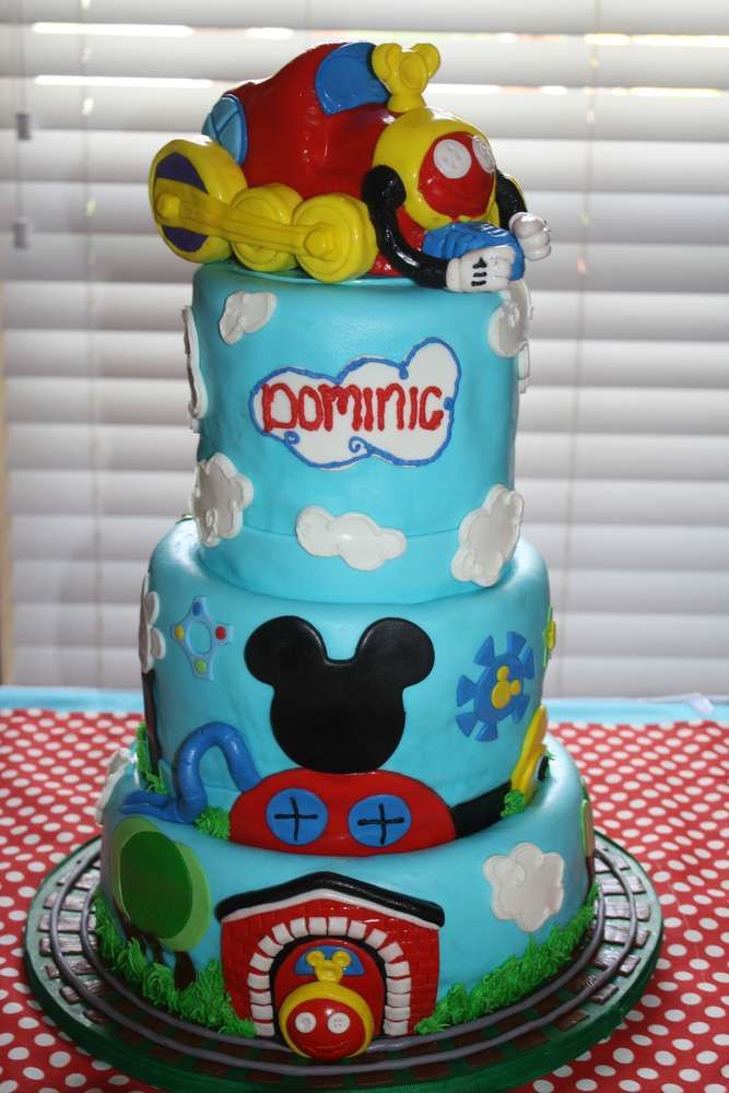 Mickey Clubhouse Birthday Party Ideas Mickey Clubhouse Clubhouses