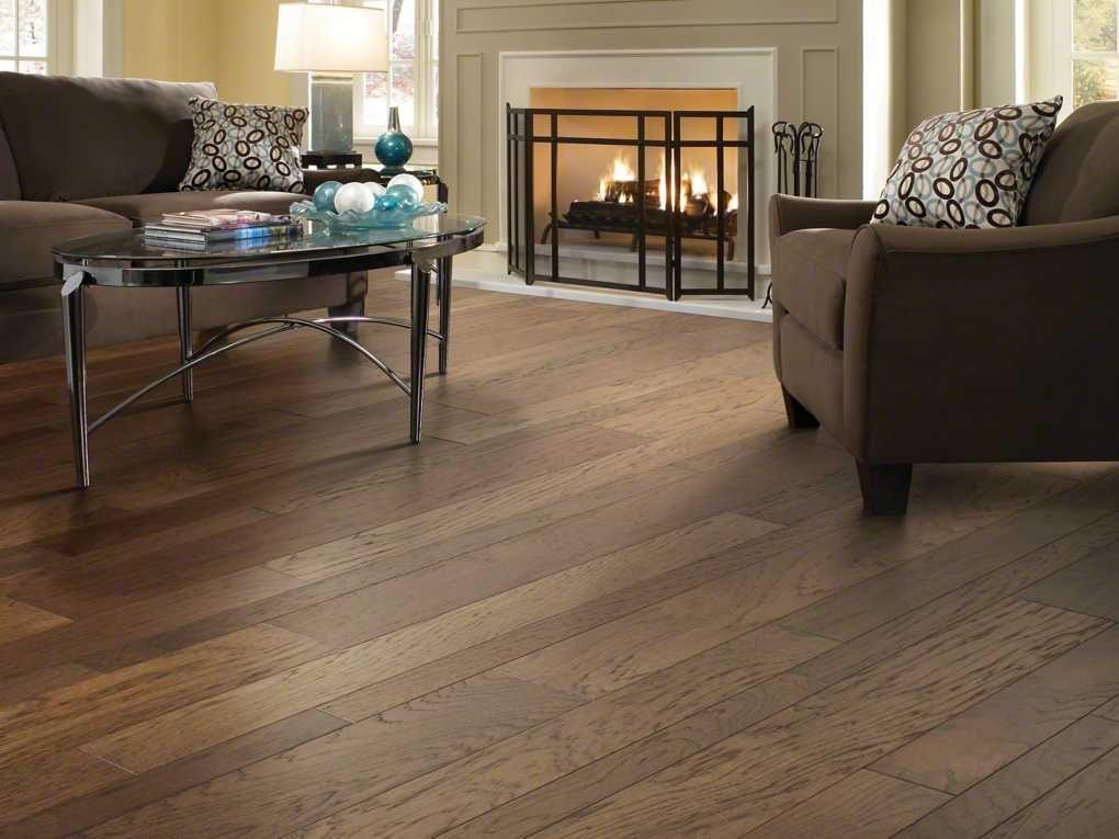 Varying Widths Of Hardwood Floors