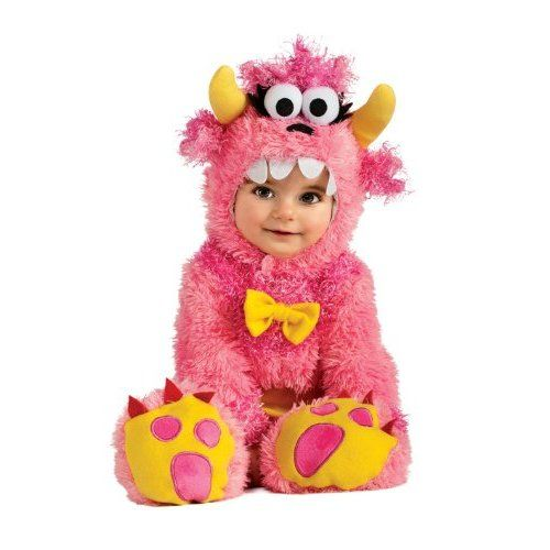 Rubies Costume Noahs Ark Pinky Winky Monster Romper Halloween Costume for Toddlers
