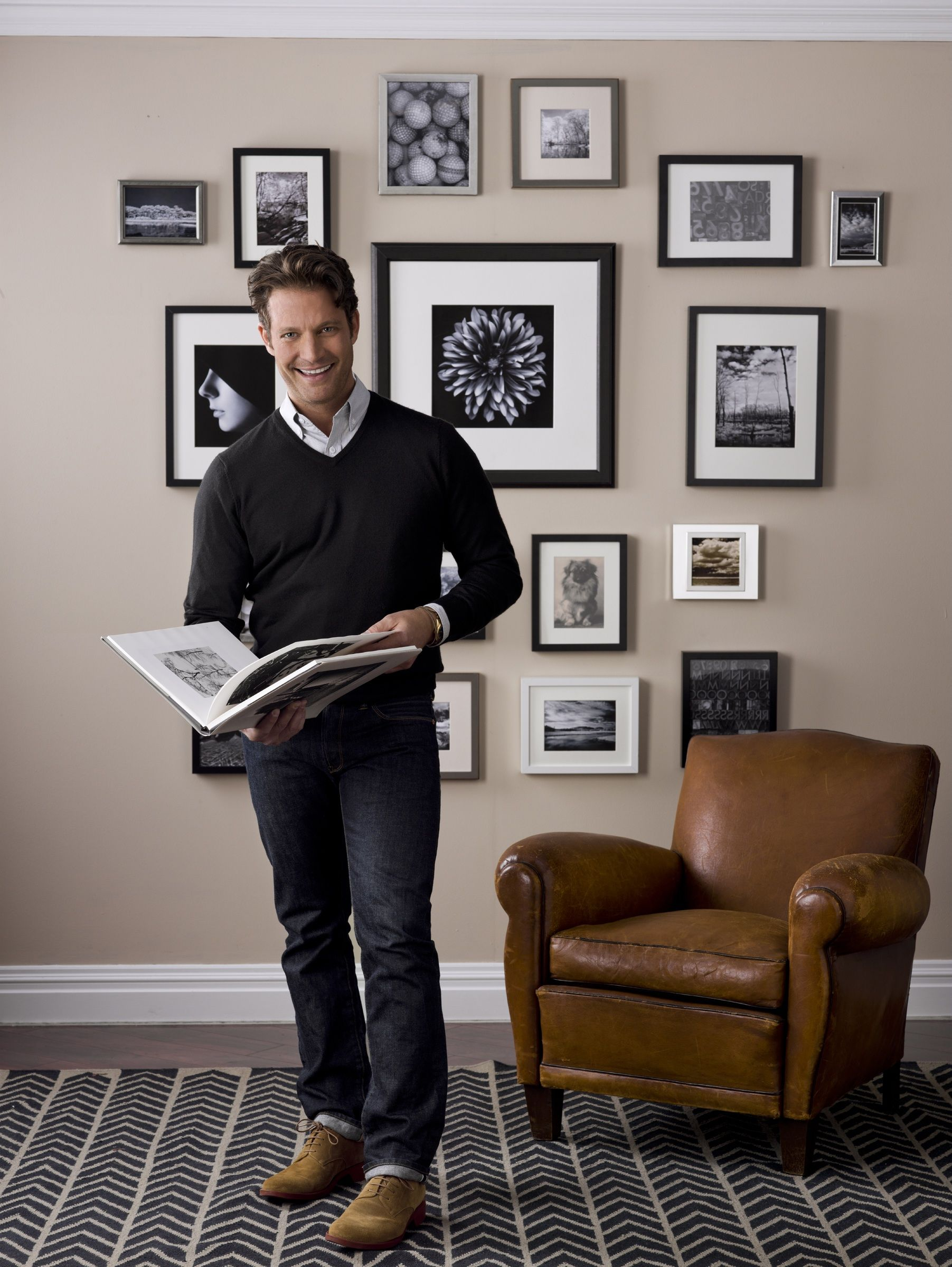 Q with Nate Berkus | Blueprint | Mpls.St.Paul Magazine - more here  Frame  ArrangementsWall ...