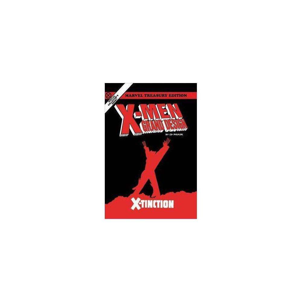 X Men Grand Design X Tinction By Ed Piskor Paperback X Men Grand Designs Paperbacks
