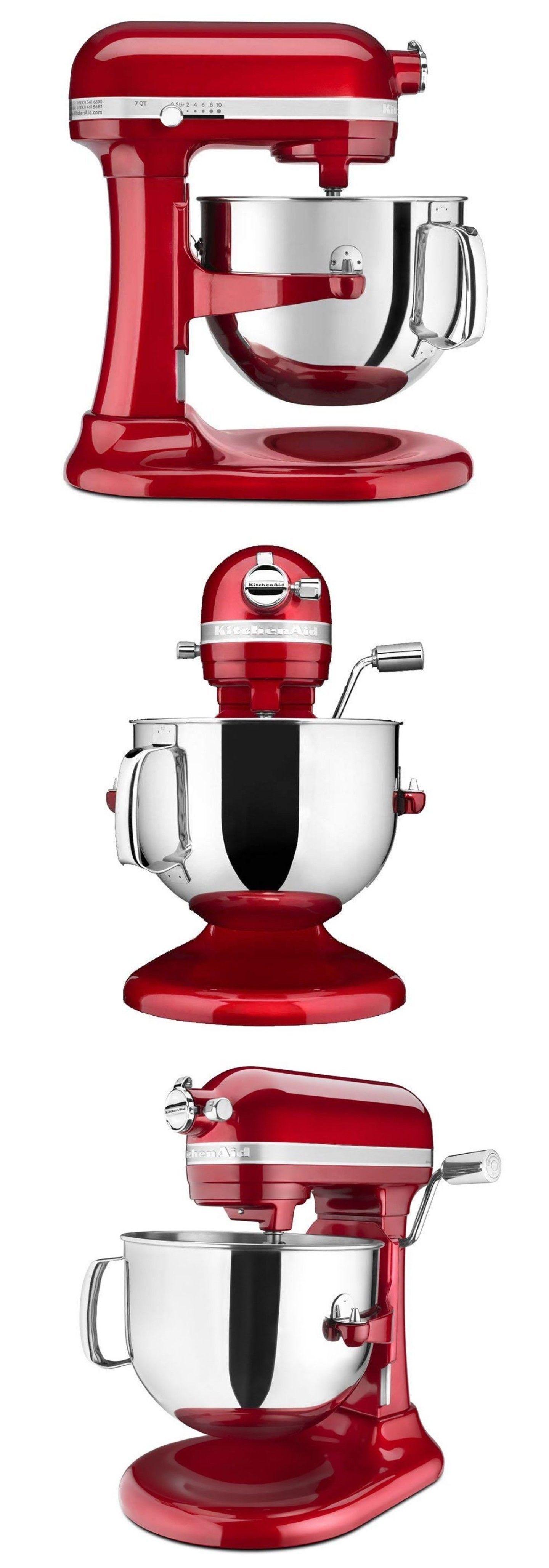kitchenaid pro line mixer ksm7586pfp