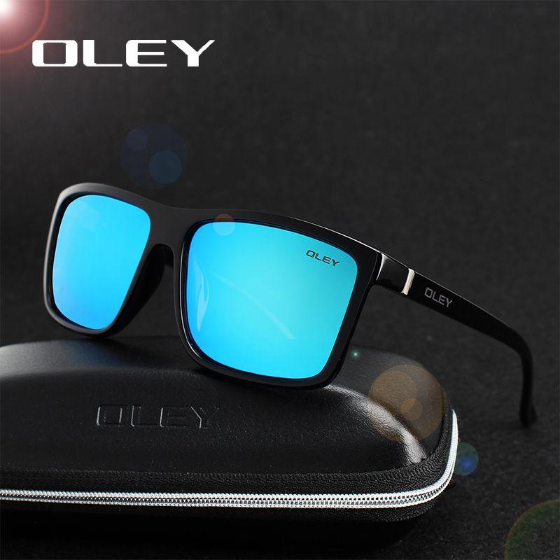 652fedb4be OLEY HD Polarized Men Sunglasses brand designer Retro Square Sun Glasses  Accessories Unisex driving goggles oculos de sol Y6625  Sunglasses welcome  to our ...