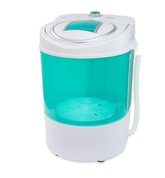 Portable Washing Machine Mini Compact 12gal 45l Capacity 110v