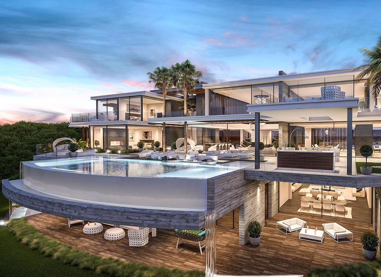spectacular design dream home. Spectacular Villa in La Zagaleta  Modern Villas