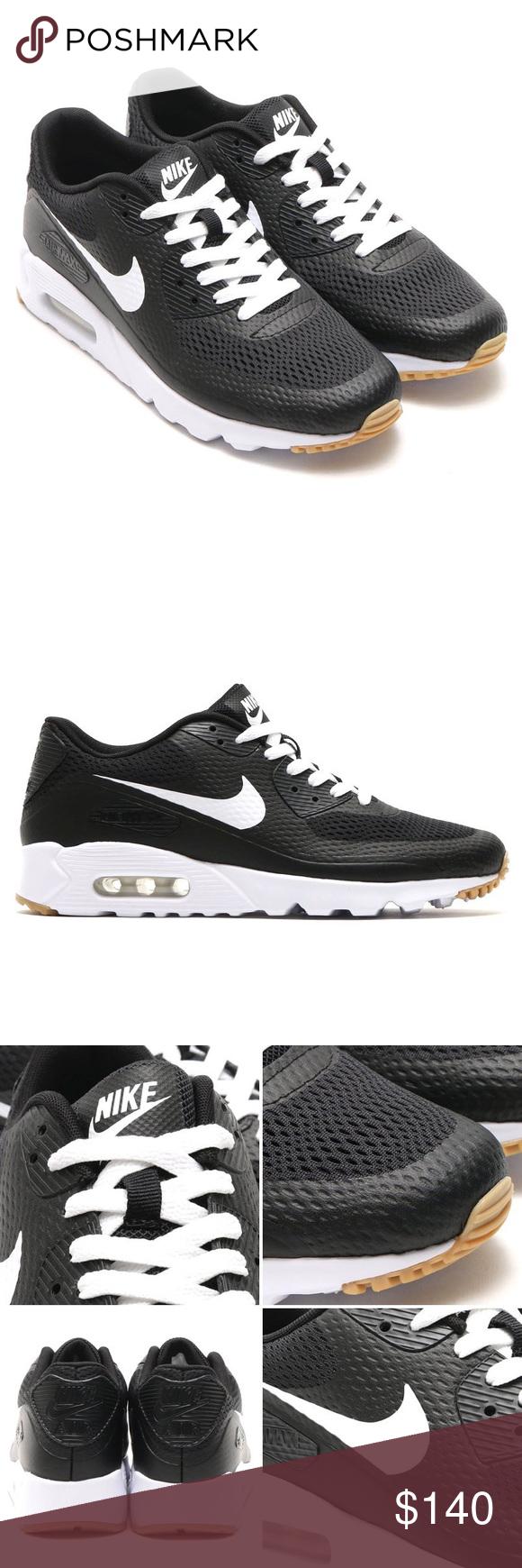 Nike air max 90 ultra essential black white Brand new