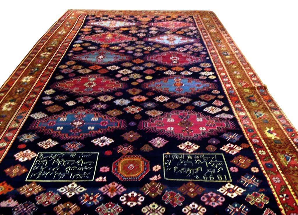 rare antique Karabagh rug (With images) Rare antique
