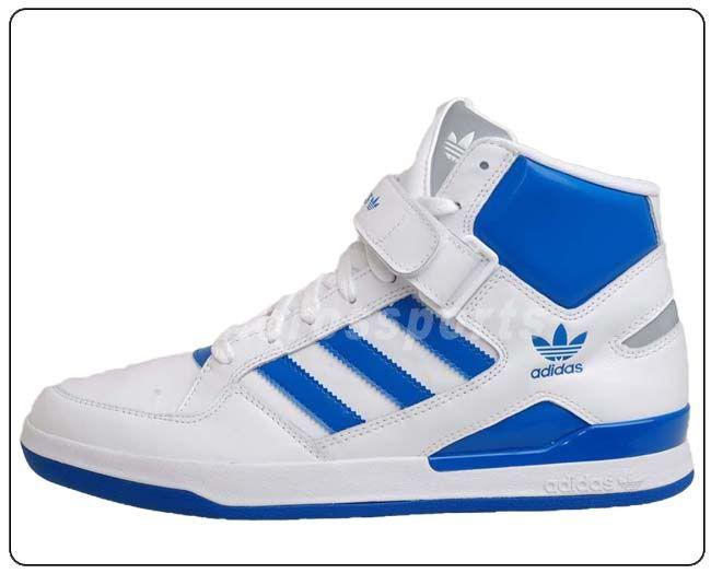 Adidas Forum Mid Remo White Blue Original Shoes Stuff To Buy