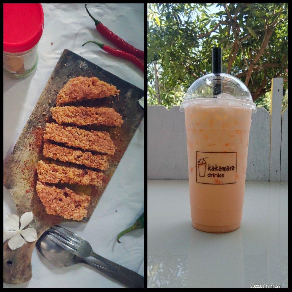 Es Thai Tea Resep Minuman Resep Ide Makanan