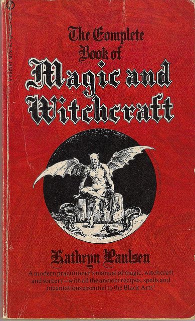 Witchcraft! | Witch's Library        books of many flavors