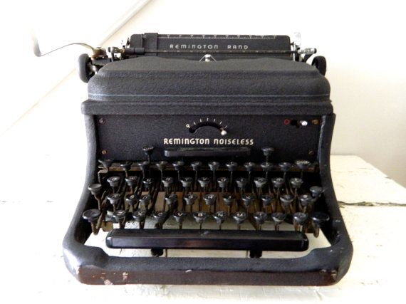 Your Place To Buy And Sell All Things Handmade Typewriter Vintage Typewriters Vintage