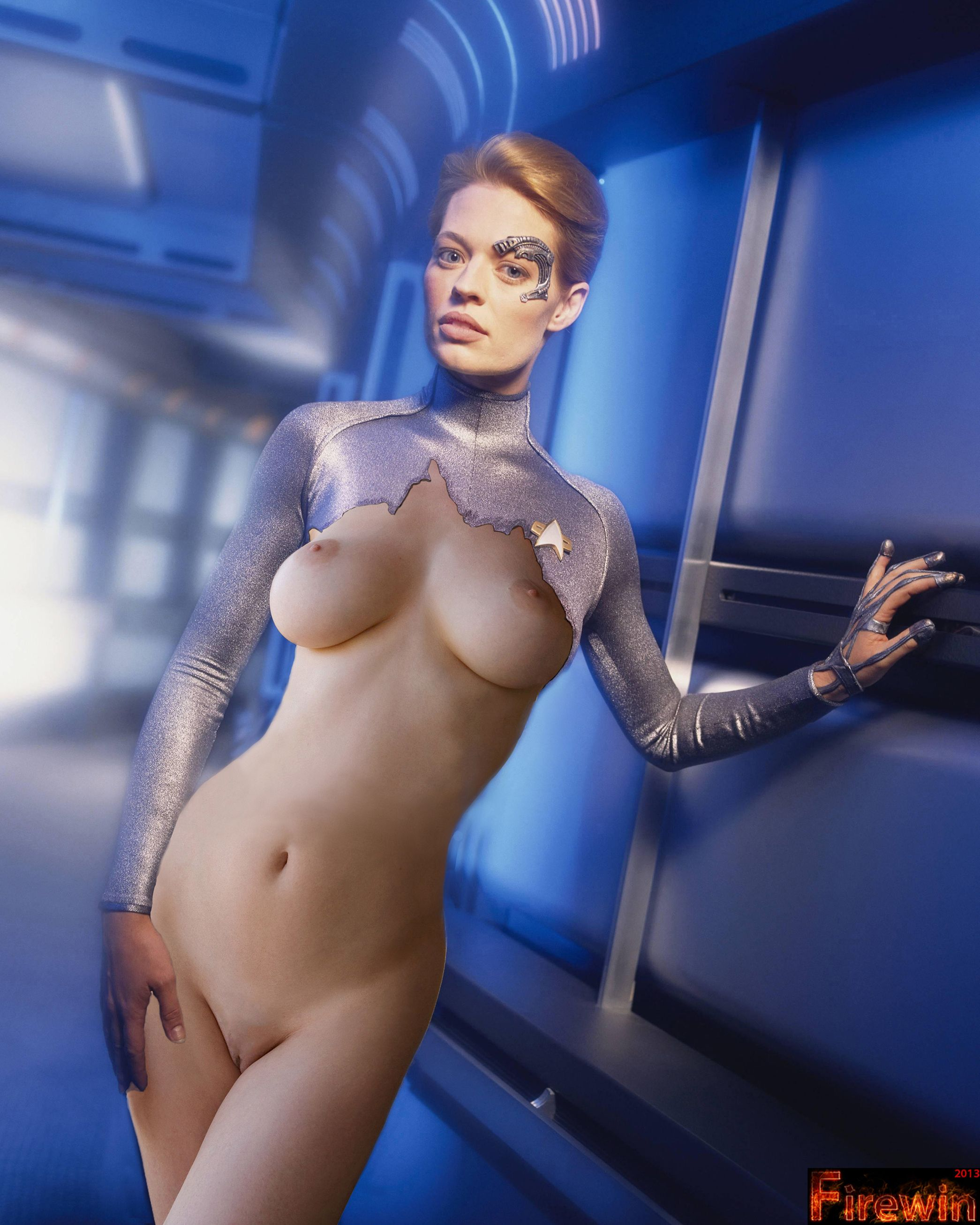 Can suggest seven of nine sex phrase