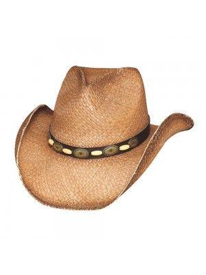 Bullson Carson City - sombrero de vaquero de paja de Shapeable ... e348d3030c3